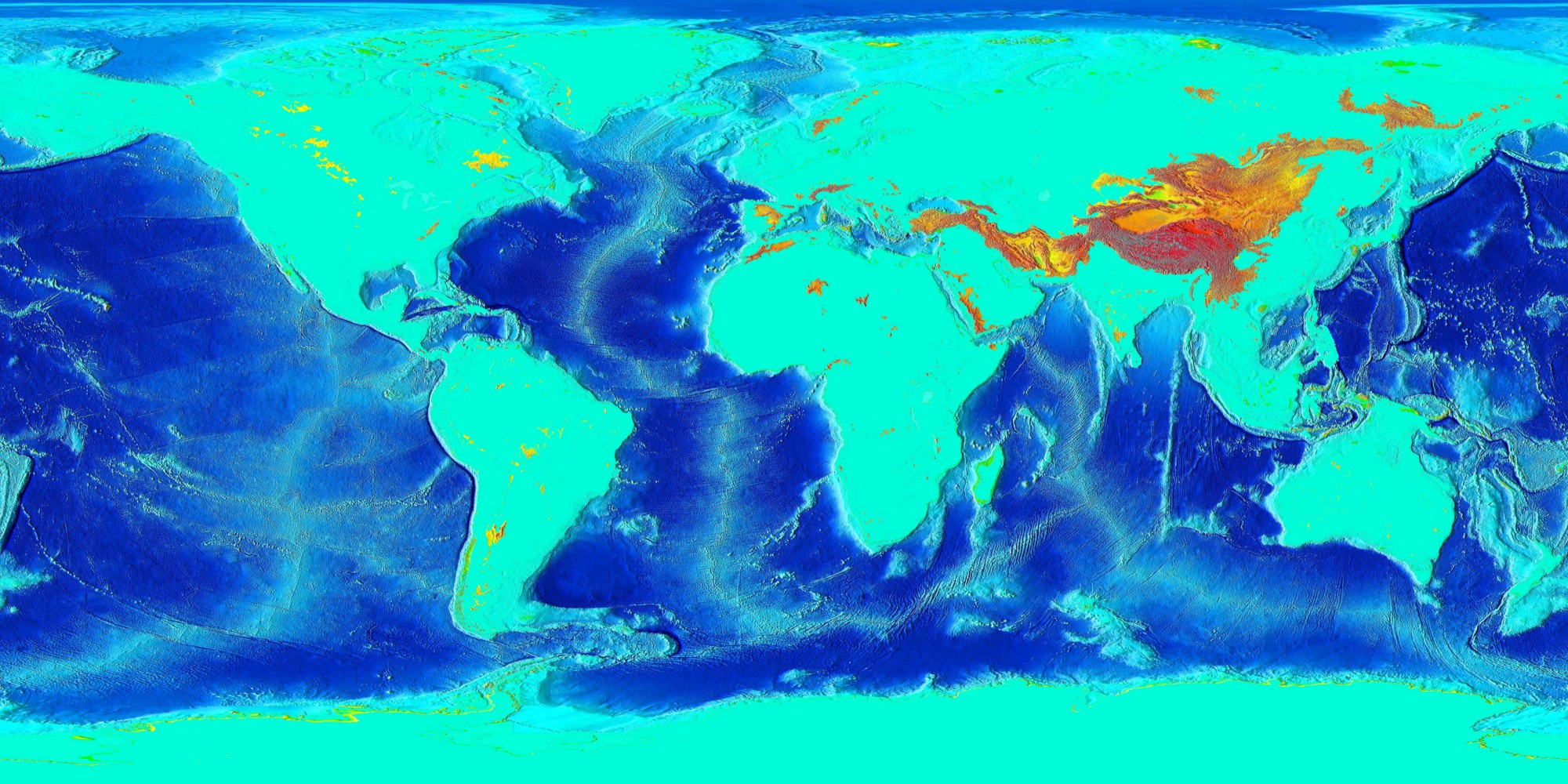 Prehistory of great lakes earth universe factory medium if our 21st century earth were to suffer the same fate great lakes earth suffered from 13 billion to 750 million years ago it would have looked like this publicscrutiny Images