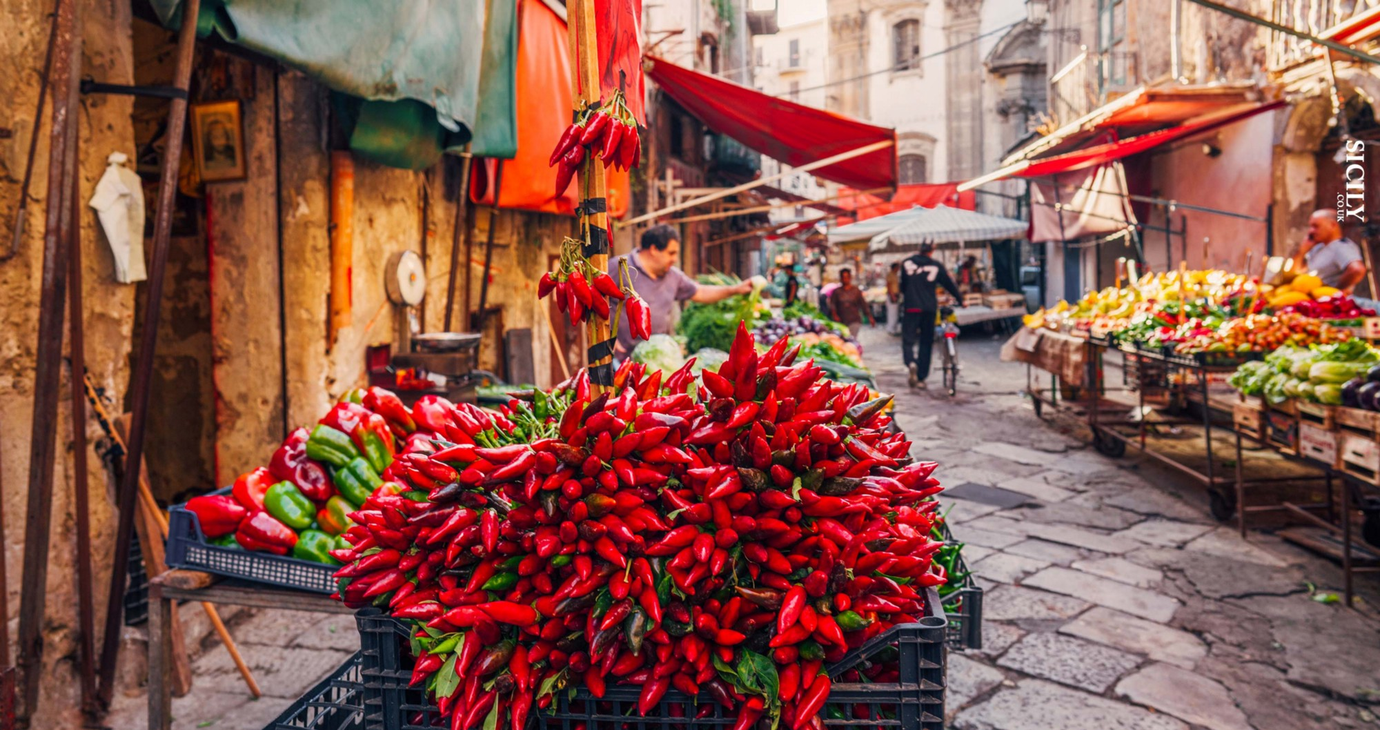 sicily and food and culture - photo#4