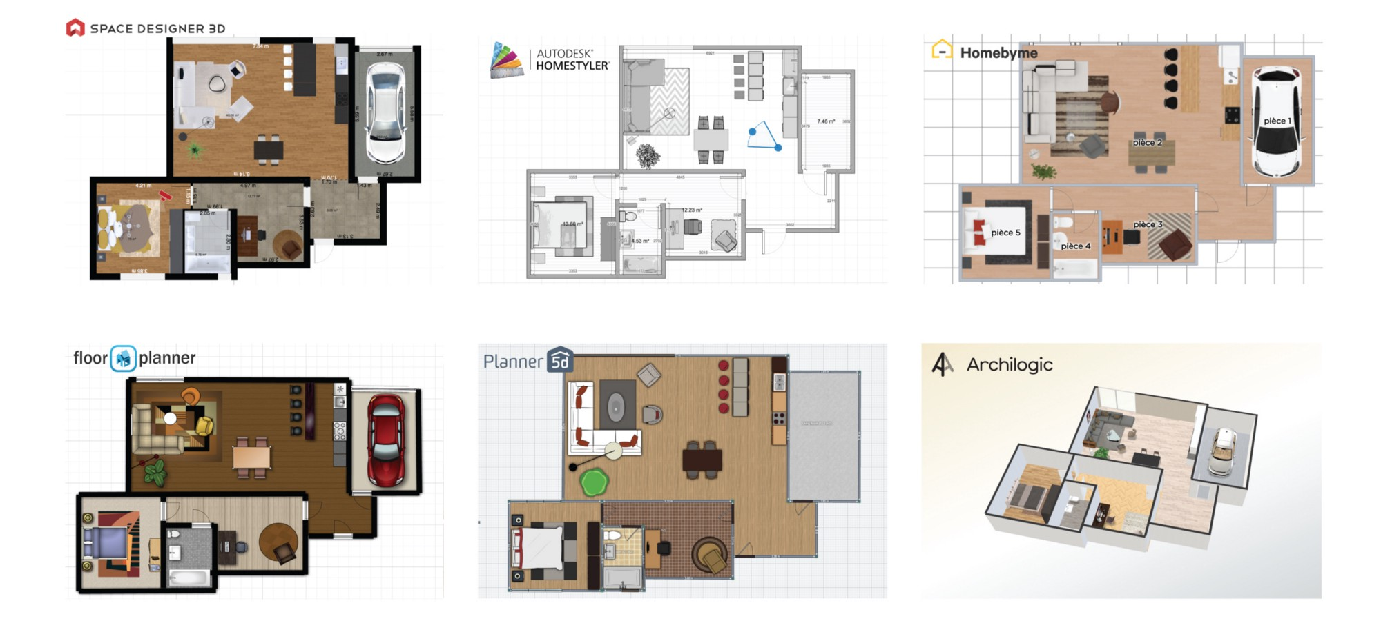 Space Designer 3d Vs Giants Of Floor Planning Space