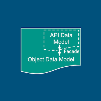 Facade tactic for implementing Object Data Model
