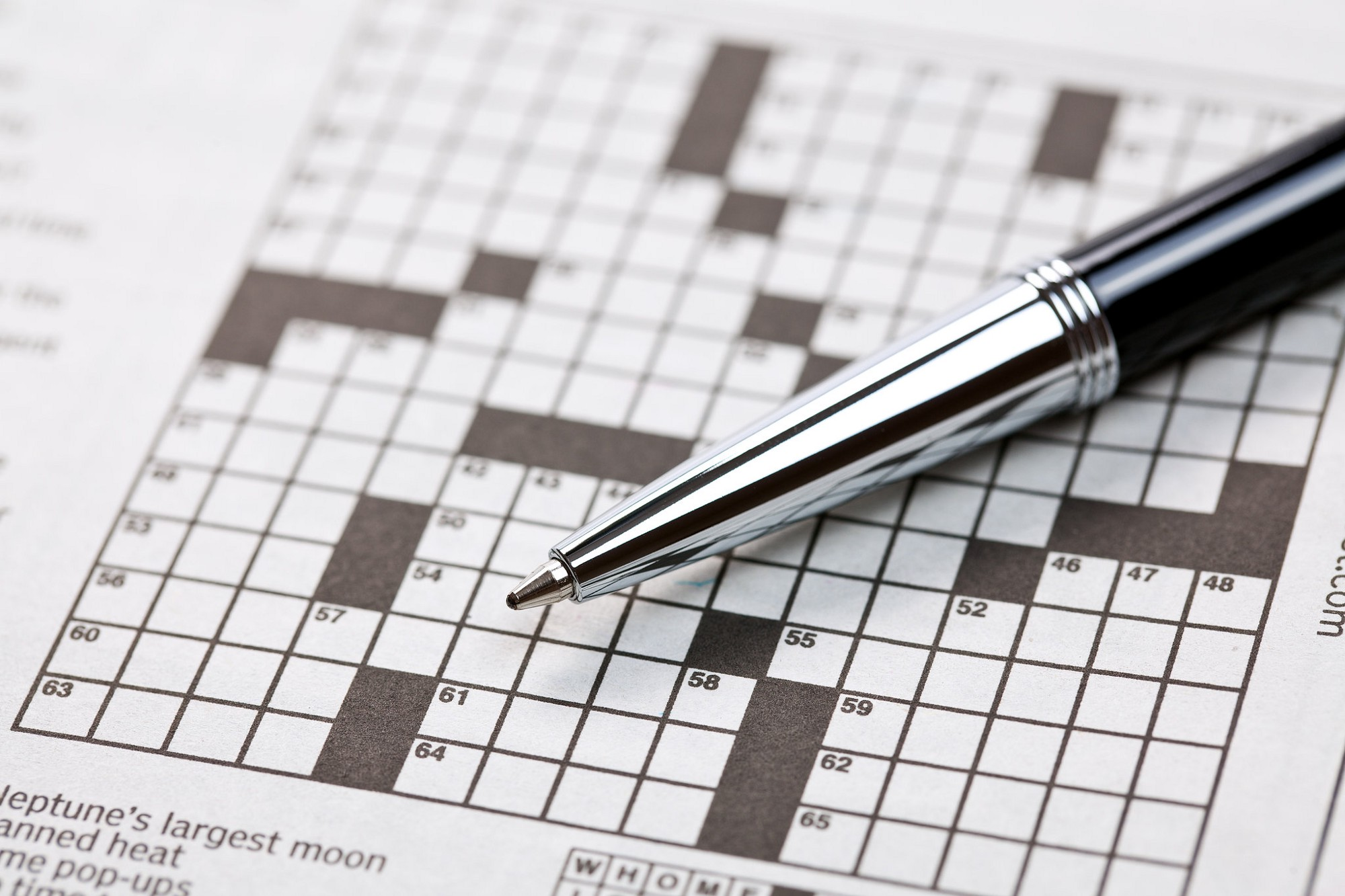 What crosswords can teach us about work and life jordan kawchuk i used to dismiss crossword puzzles as fruitless time killers for old men right up there with hard candies long stories and wearing hats malvernweather Gallery