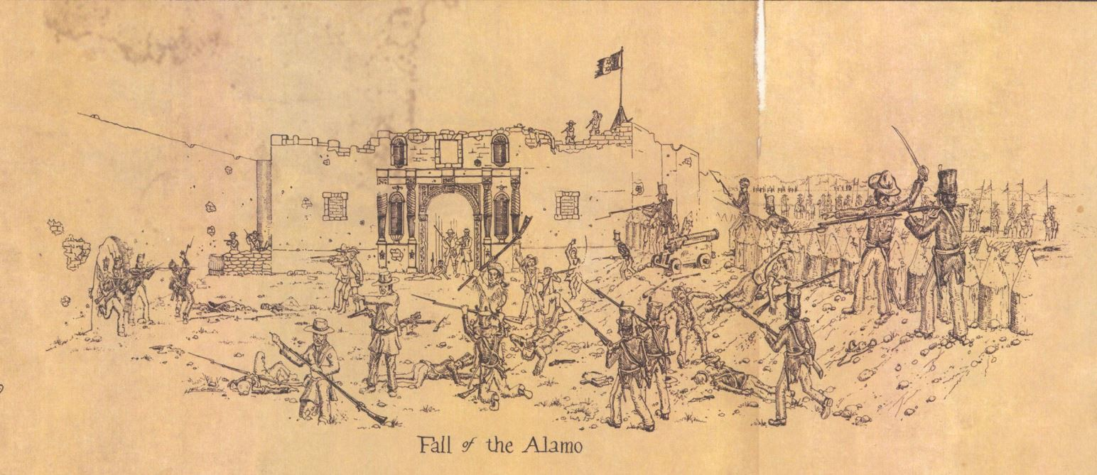 a history of the alamo in texas The next generation of texans may not care to remember the alamo after a recent decision by the texas state board of education the battle of the alamo, which occurred during the texas.