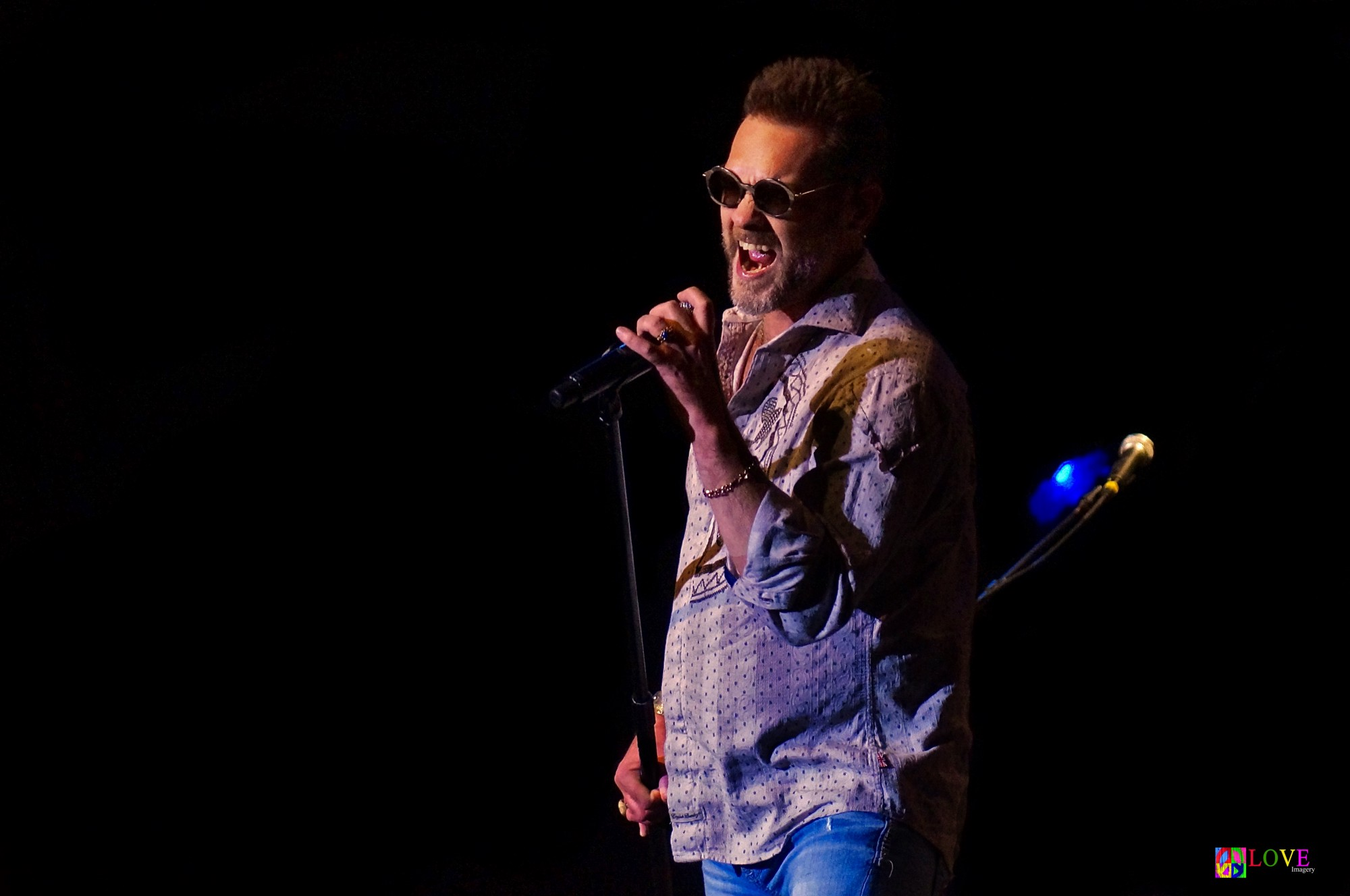 """Absolutely Phenomenal "" Blood Sweat & Tears with Bo Bice LIVE at BergenPAC"
