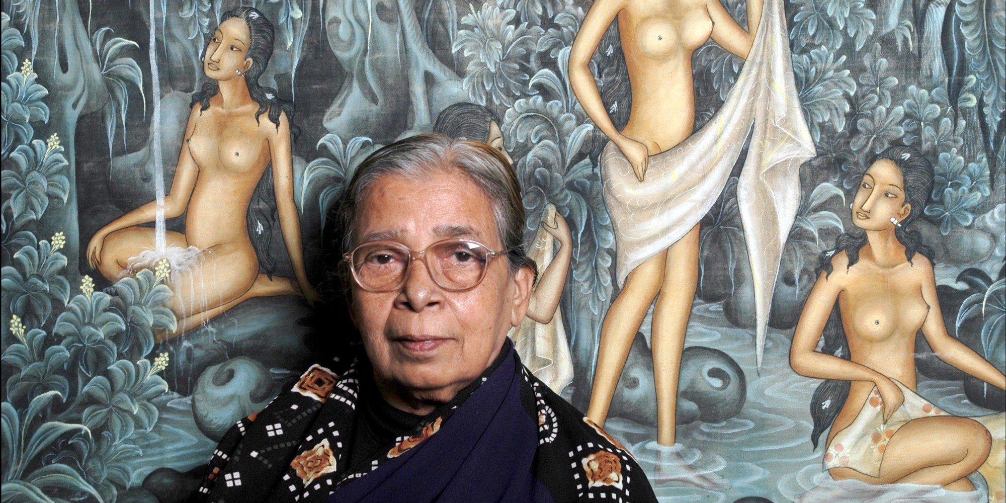 mahashweta devi Along with economic, political, sexual, social exploitation, and god knows what else, colonialism drained south asia of its resources this much we know and agree on.