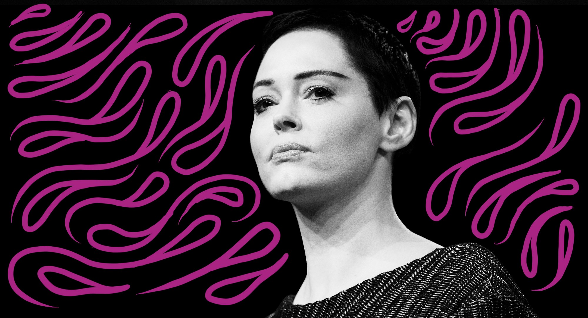 Rose McGowan details Weinstein allegation, cult upbringing in new book