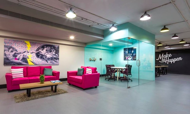 Your new Mumbai office, you're welcome!