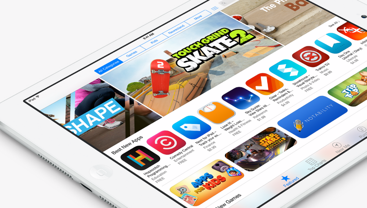Apple's Recipe for Making Successful Apps