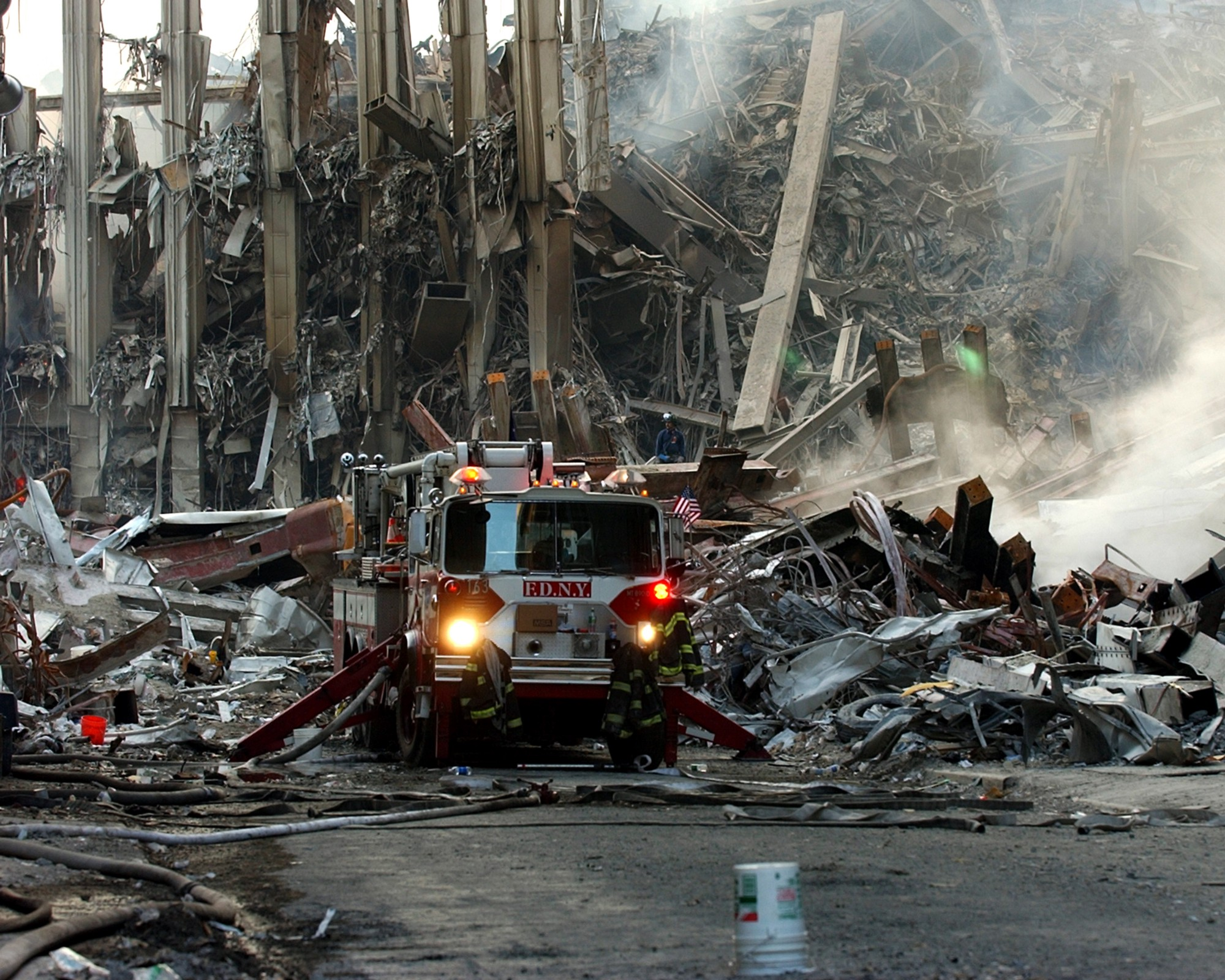 nadine strossens examination of the changes causes by september 11th terror attacks Start studying psych quizzes learn according to terror management witnessing the attacks on the twin towers of the world trade center on september 11.