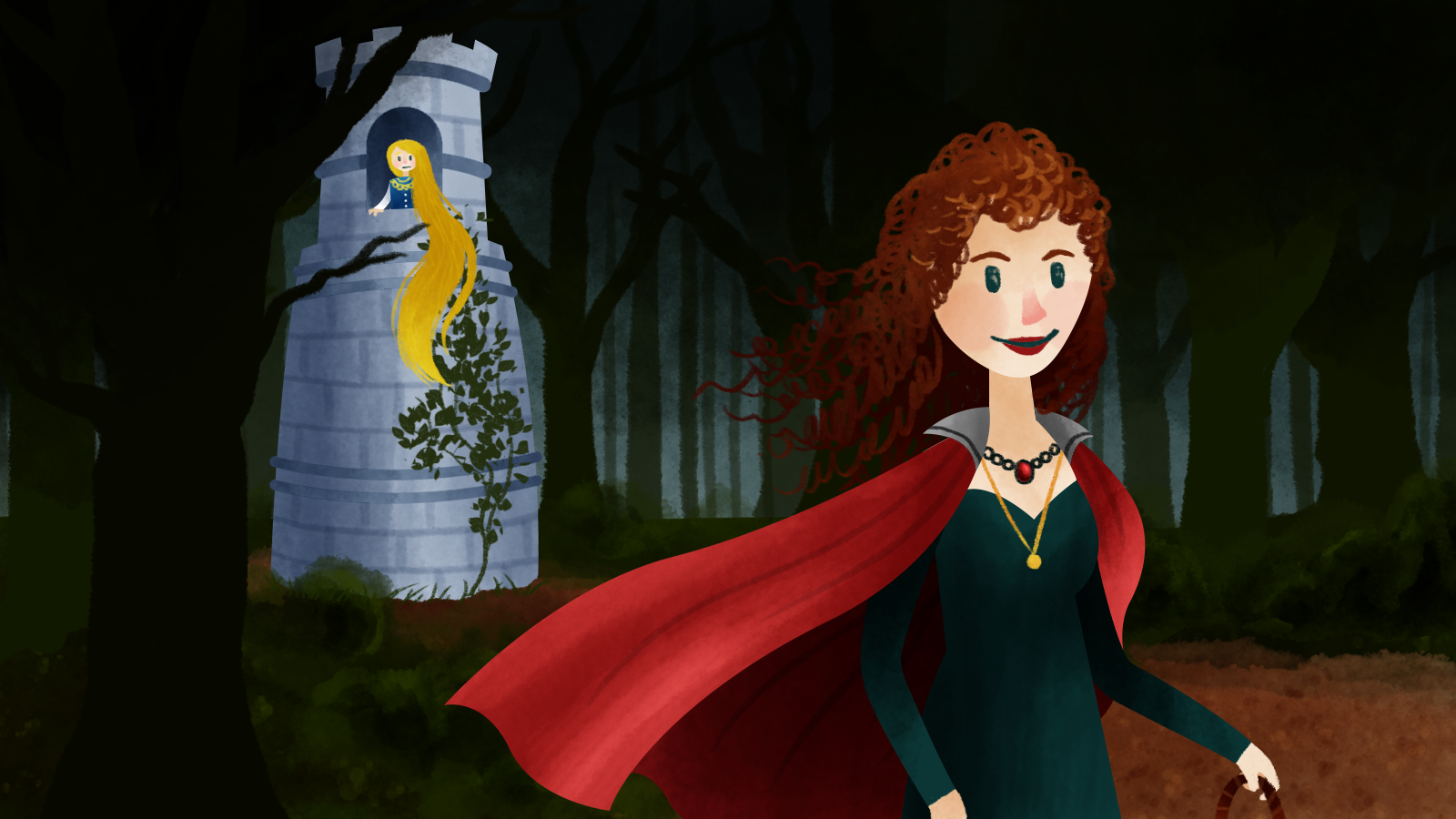 What a Grimm Witch Can Teach us About Teaching