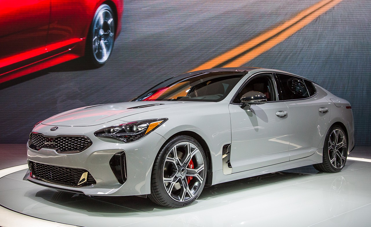 Back In 2017 Kia Was Releasing A Sportback Concept Which Not Many People Thought It Possible Well Nearly 6 Years Later They Released The Production
