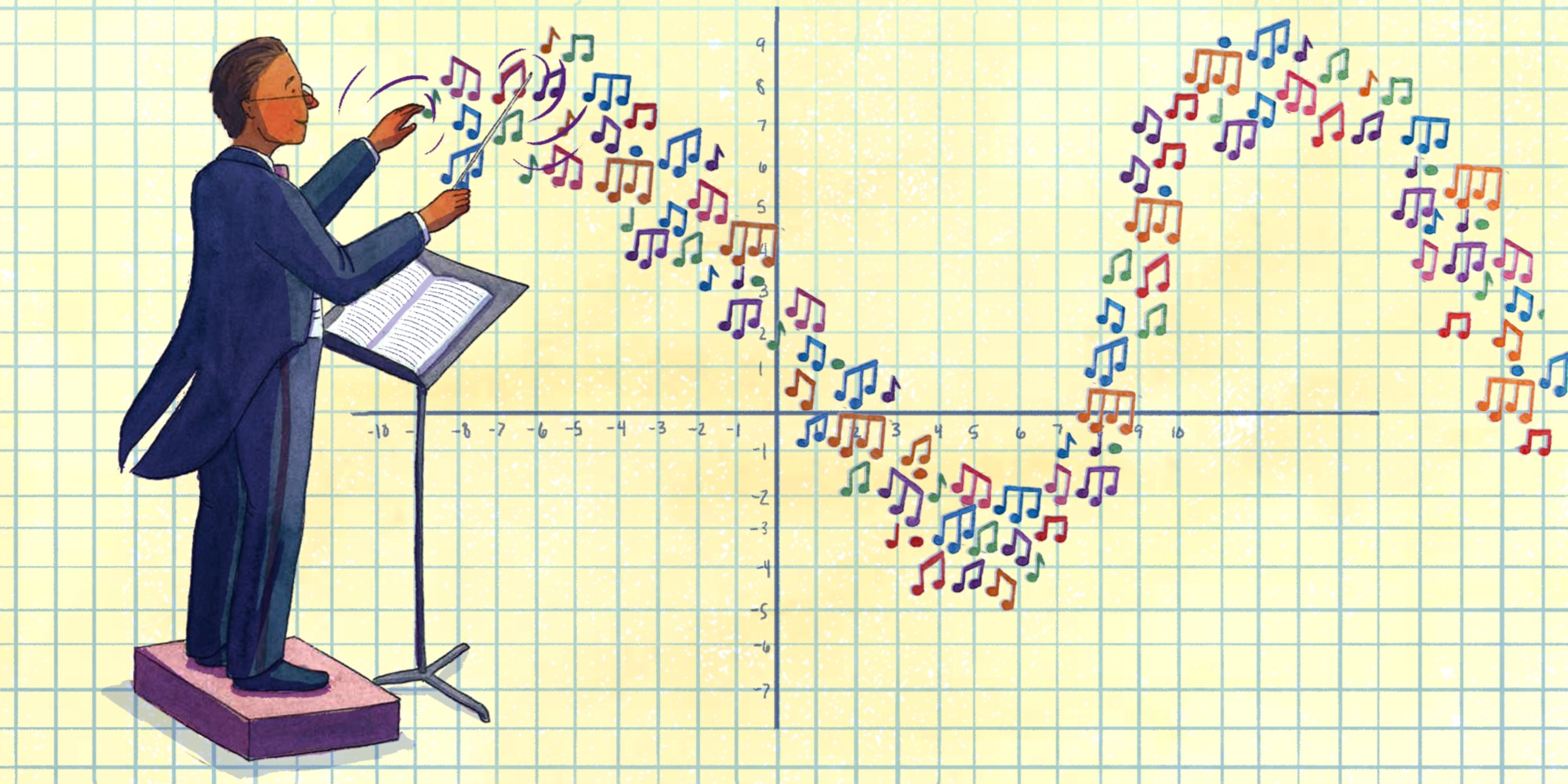 How I Use Music to Inspire Math Students