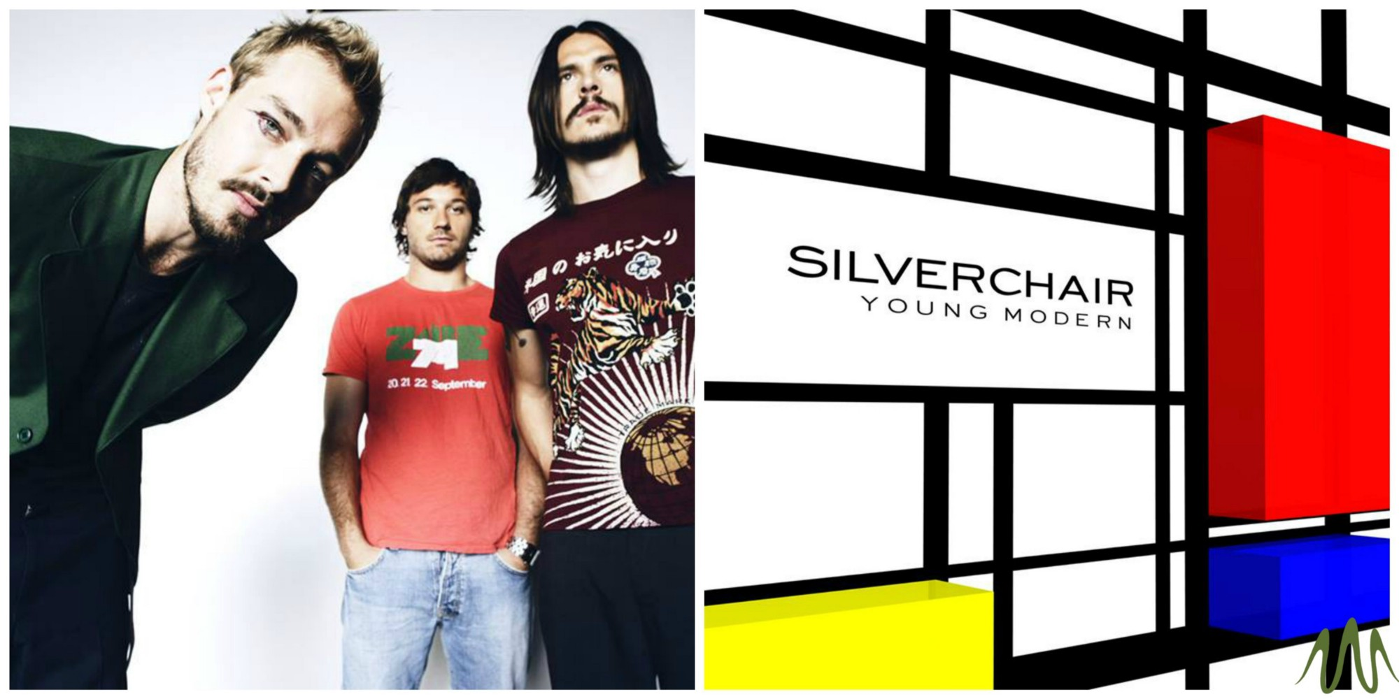 Silverchair Roundtable Discussing Their Last Al Young Modern 10 Years Later