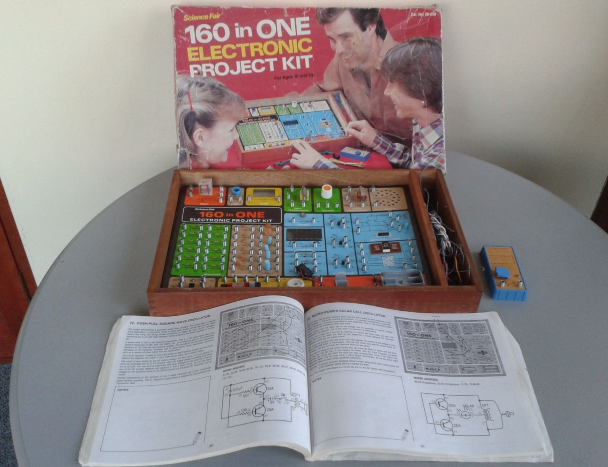 radio shack project box