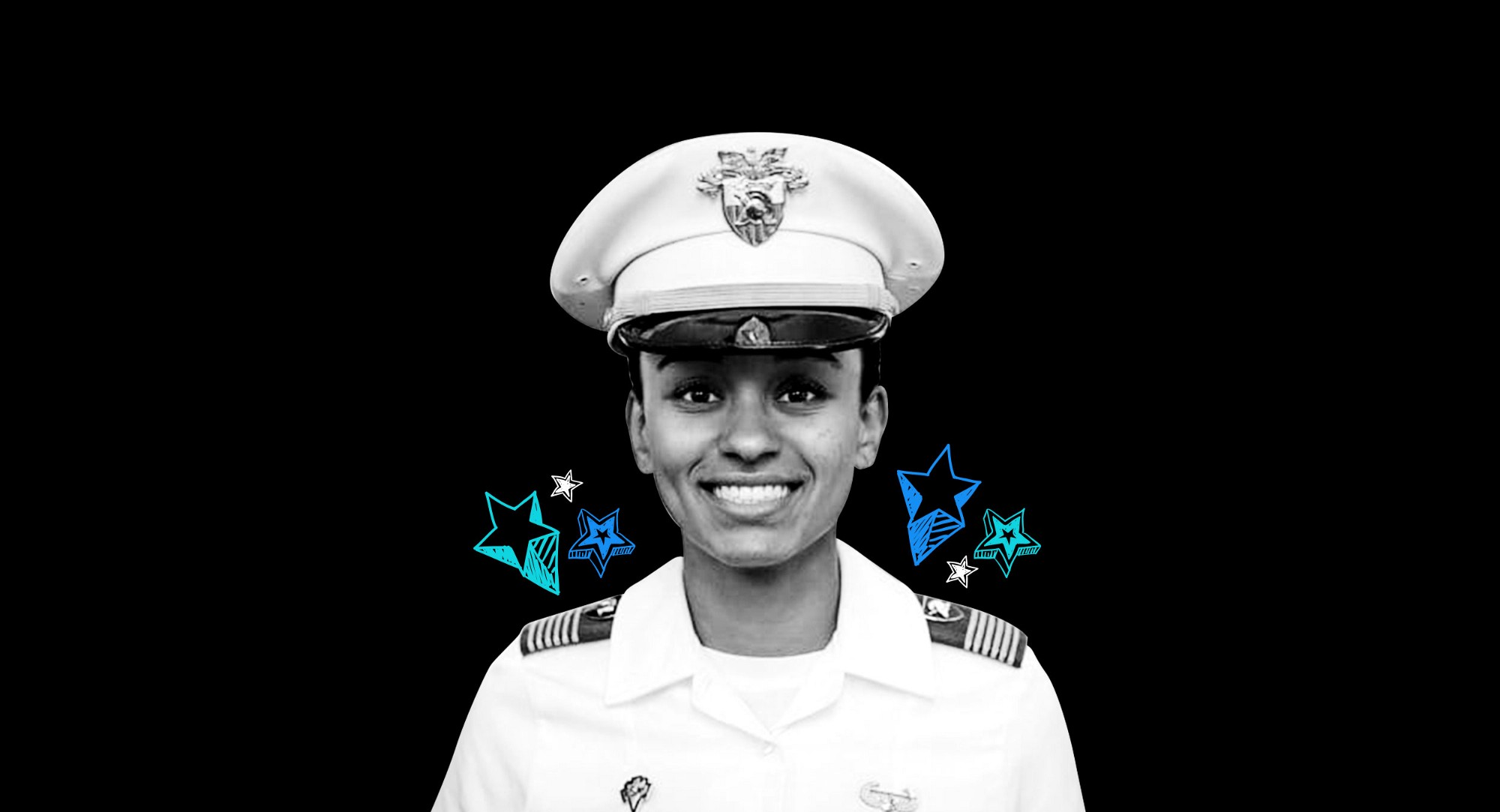 Simone Askew is making history as the first black woman to lead West Point's Corps of Cadets