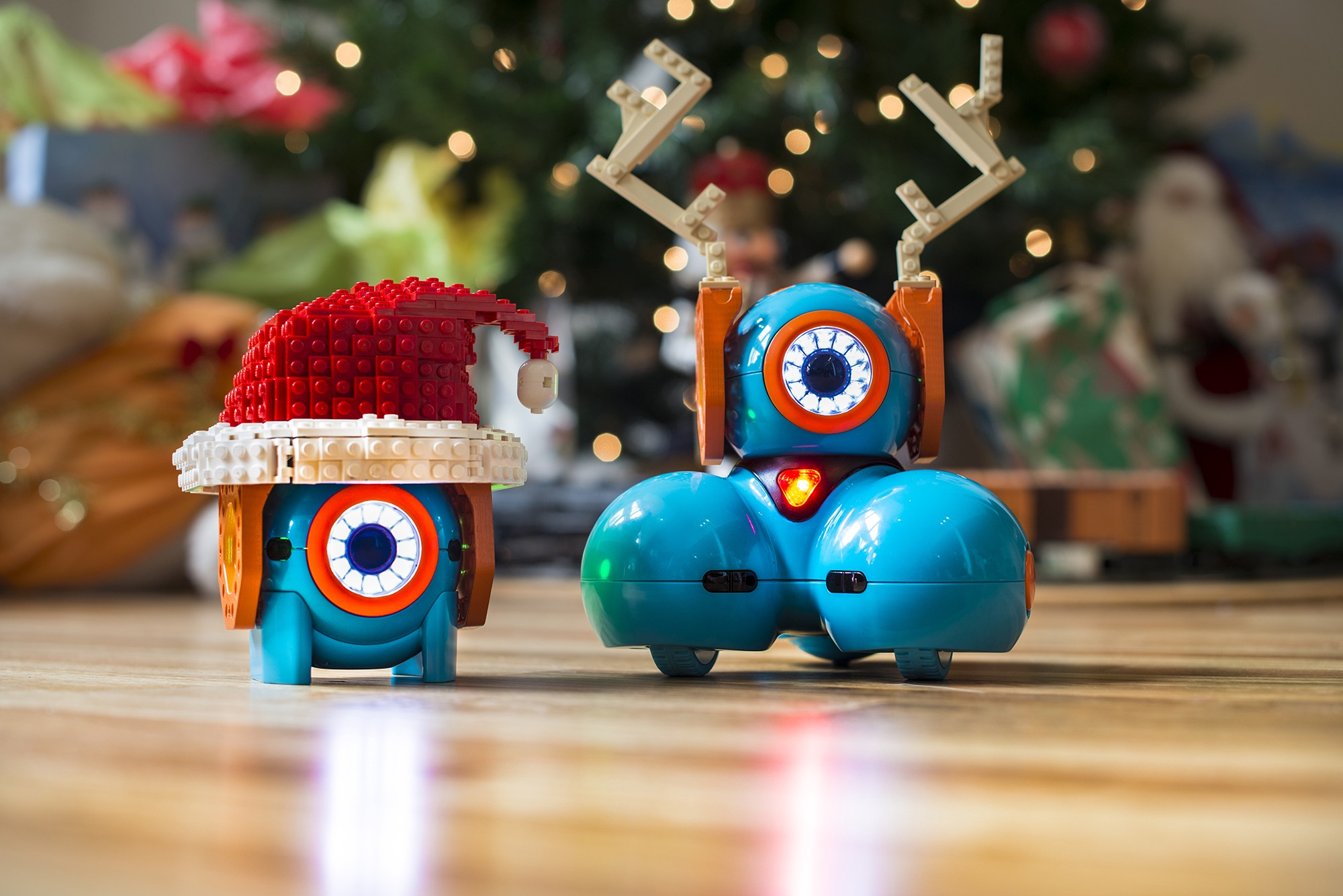 Christmas Robot Toys : These toy robots want to program your kid s mind backchannel