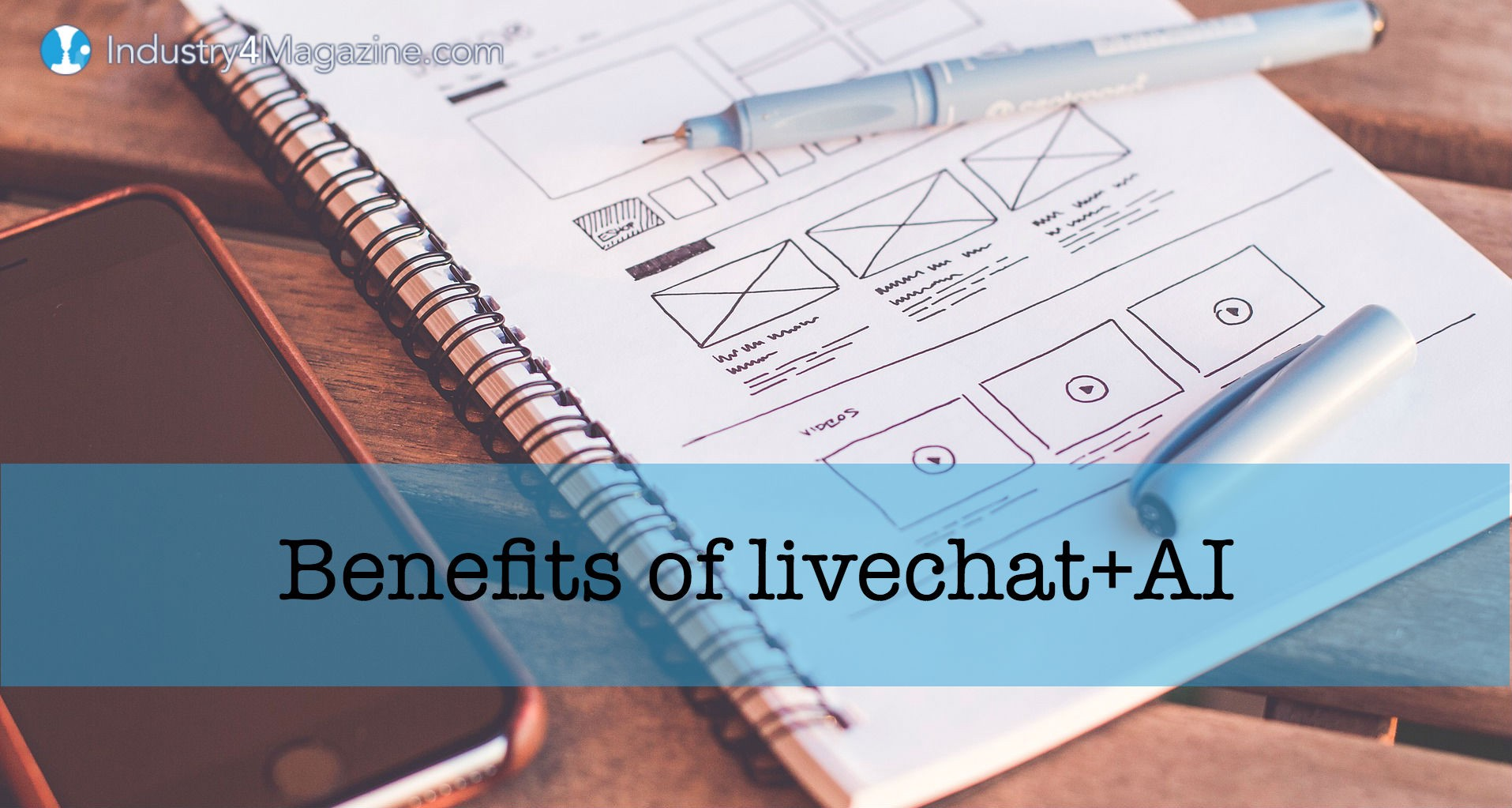 Benefits of livechat+AI