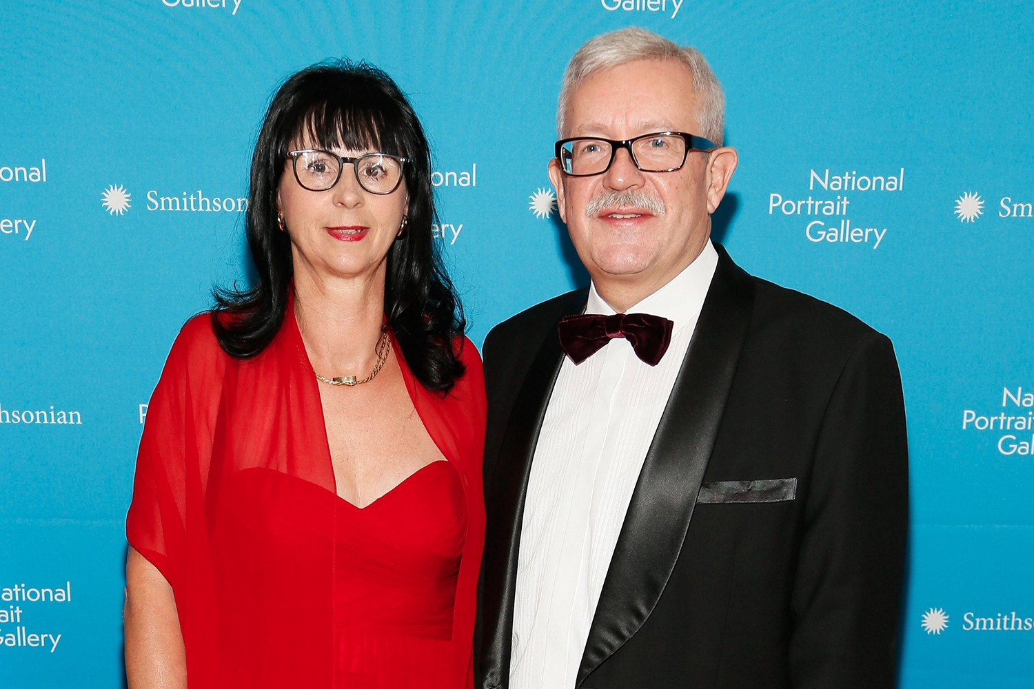 Image result for MARTIN DAHINDEN, AMBASSADOR OF SWITZERLAND AND MRS. ANITA DAHINDEN
