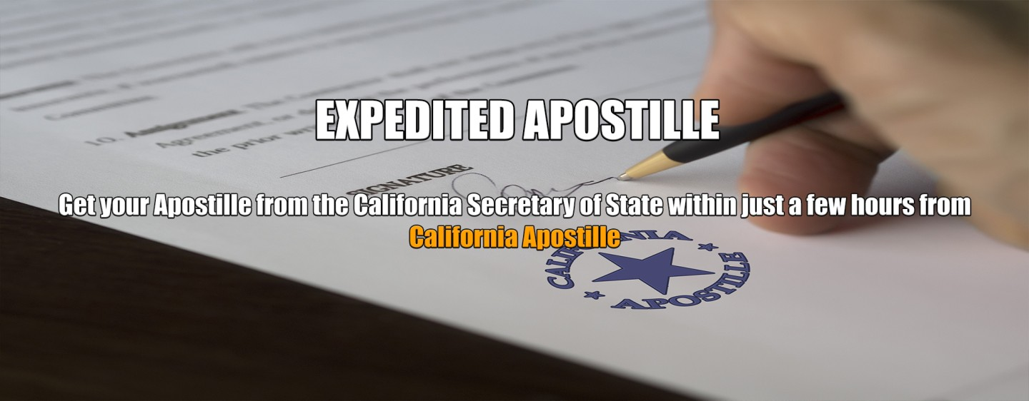 How To Get An Apostille In Los Angeles California Frank Woodman