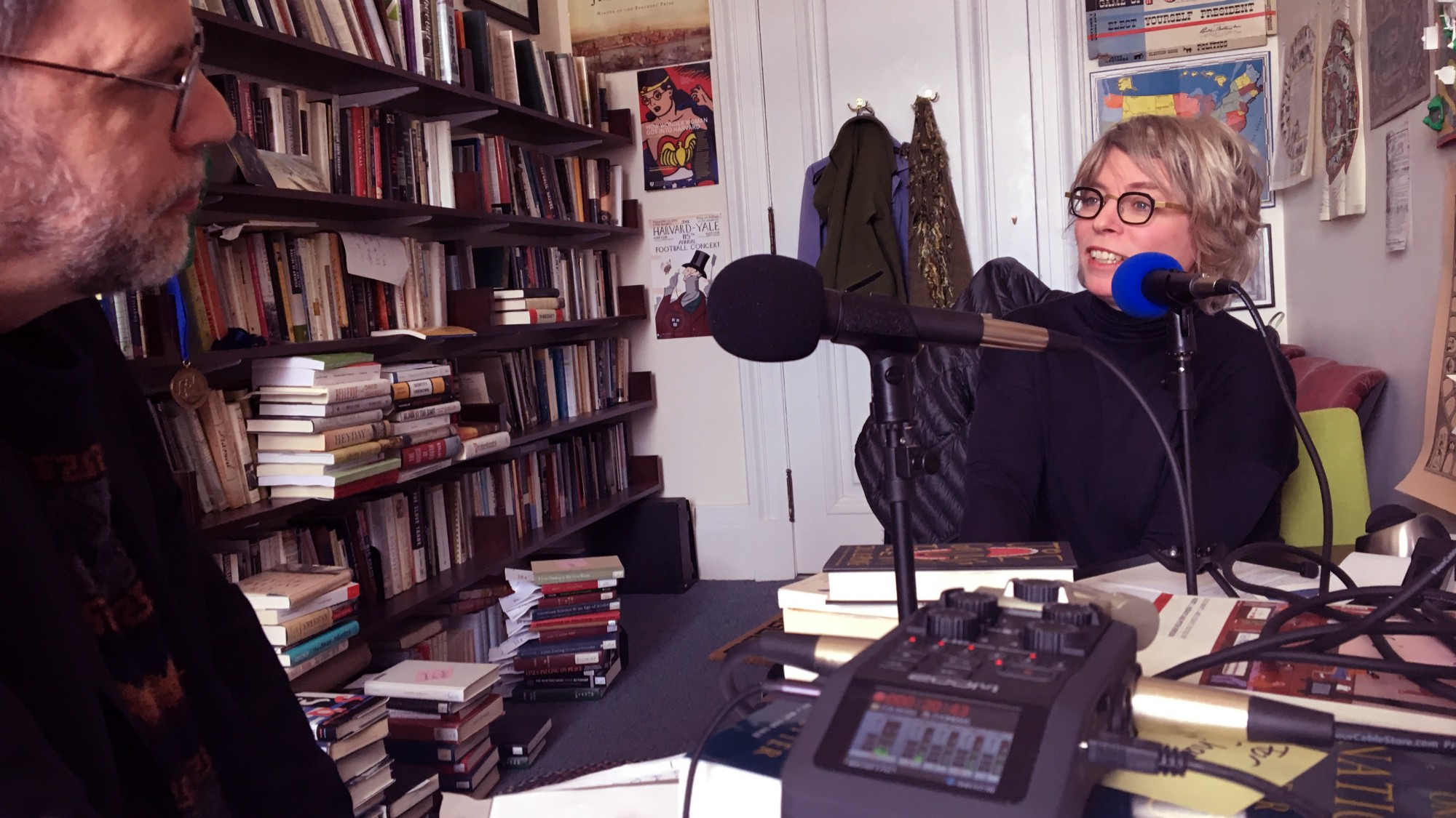 Jill Lepore On Traveling Through Time €� Conversations With Tyler €� Medium