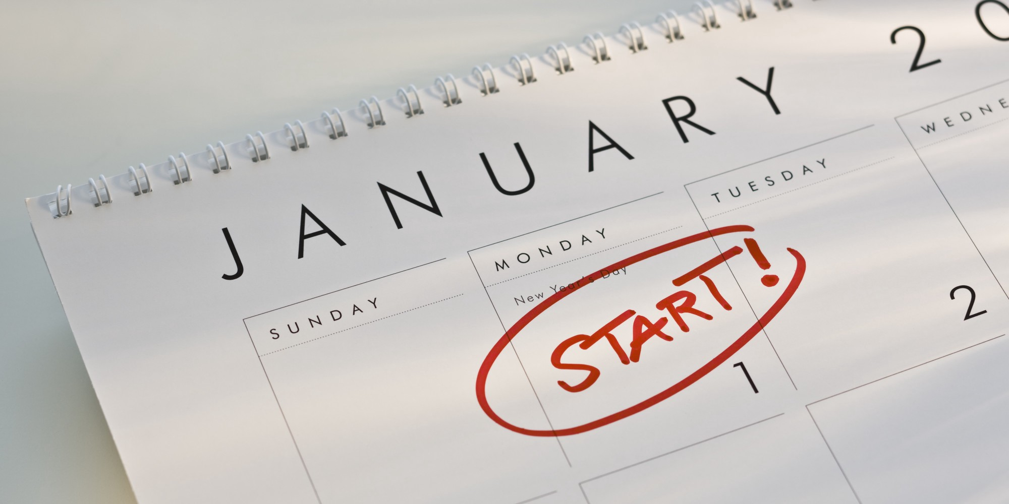 How To Not Fail With Your New Year's Resolutions
