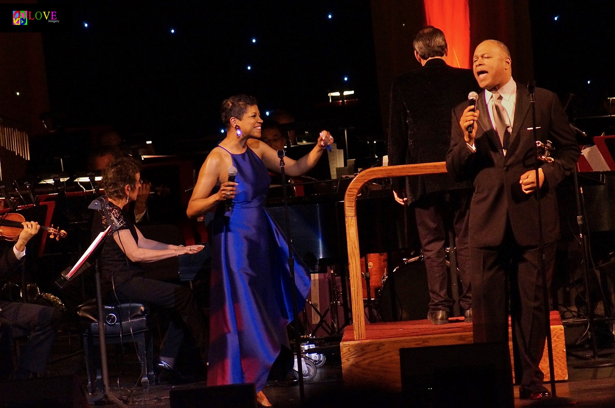 "S Wonderful!"" Ella and Louis with the NJSO LIVE! at The ..."