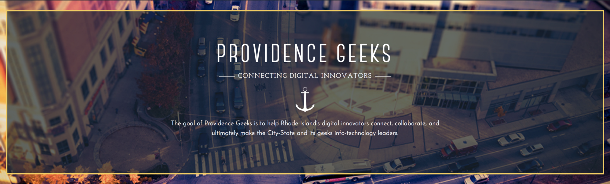 Providence Geeks Website