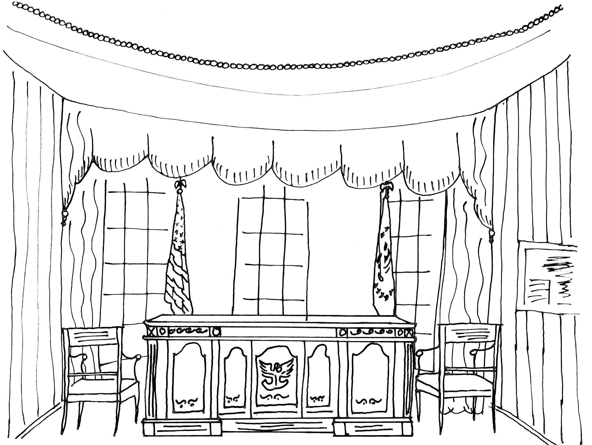 oval office resolute desk. But There\u0027s A Lot More To The Resolute Desk Than That; It\u0027s Also Symbol Of Close Relationship Between United States And Great Britain. Oval Office