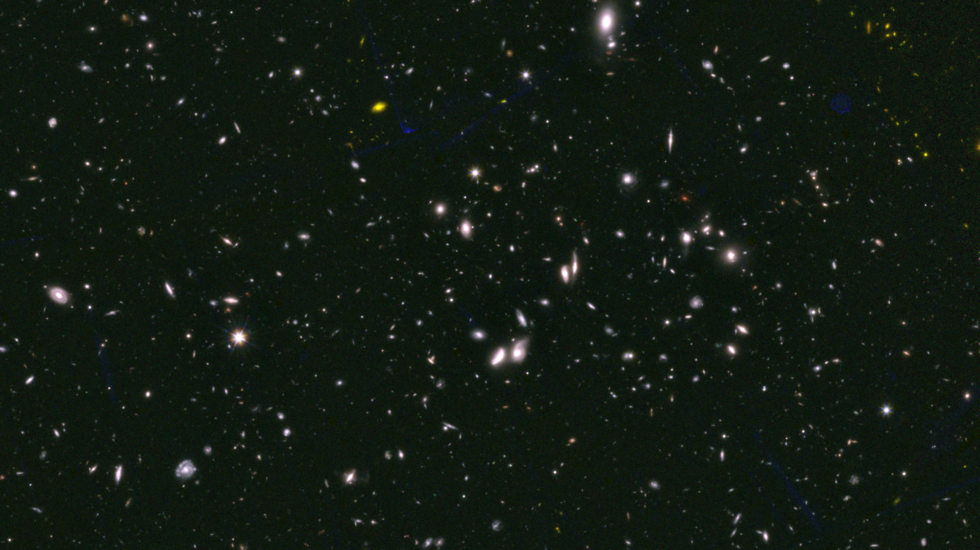 Galaxies detected beyond the limits of Hubble! – Starts ...