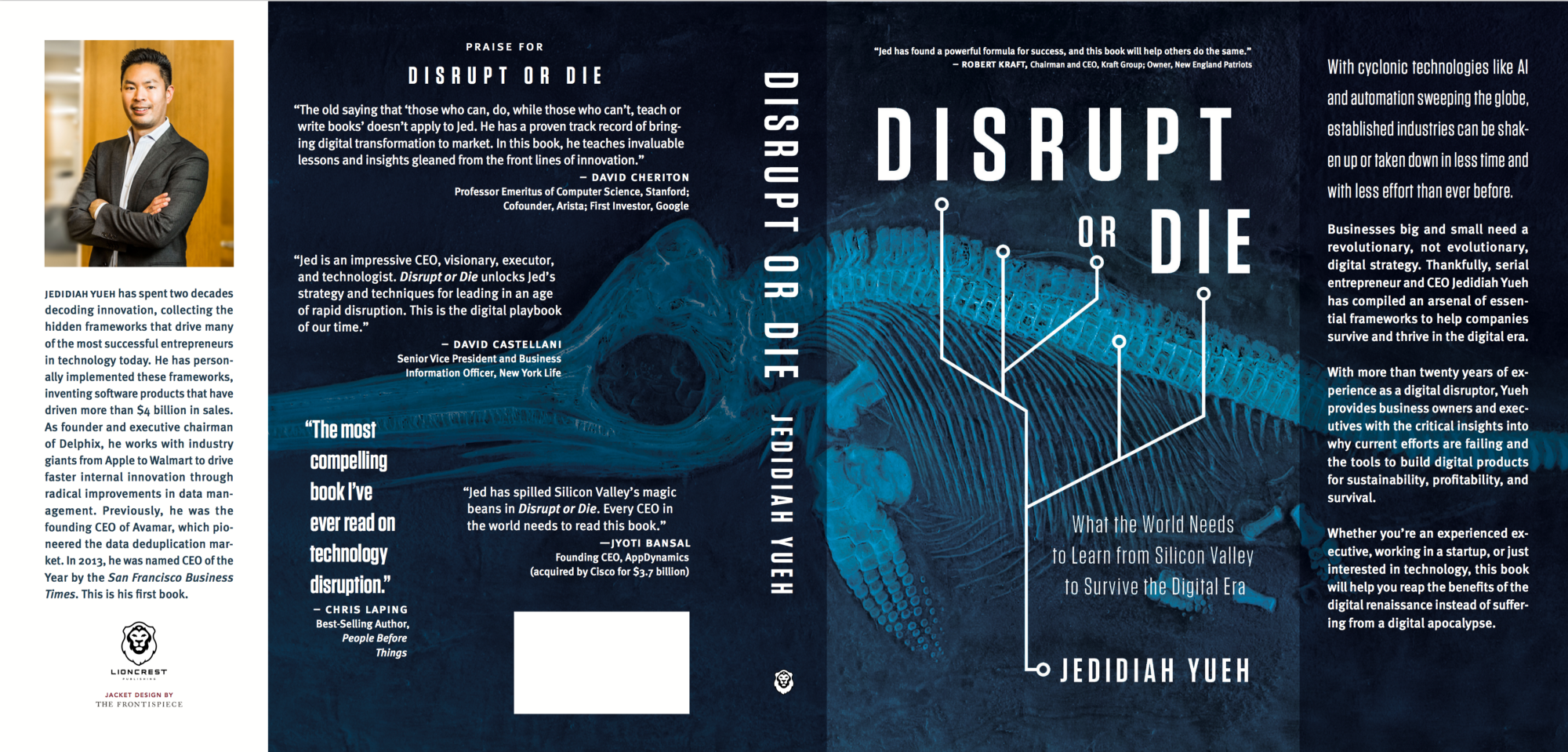 What billionaire founders and ceos are saying about disrupt or die here are some advance reviews of the book malvernweather Gallery