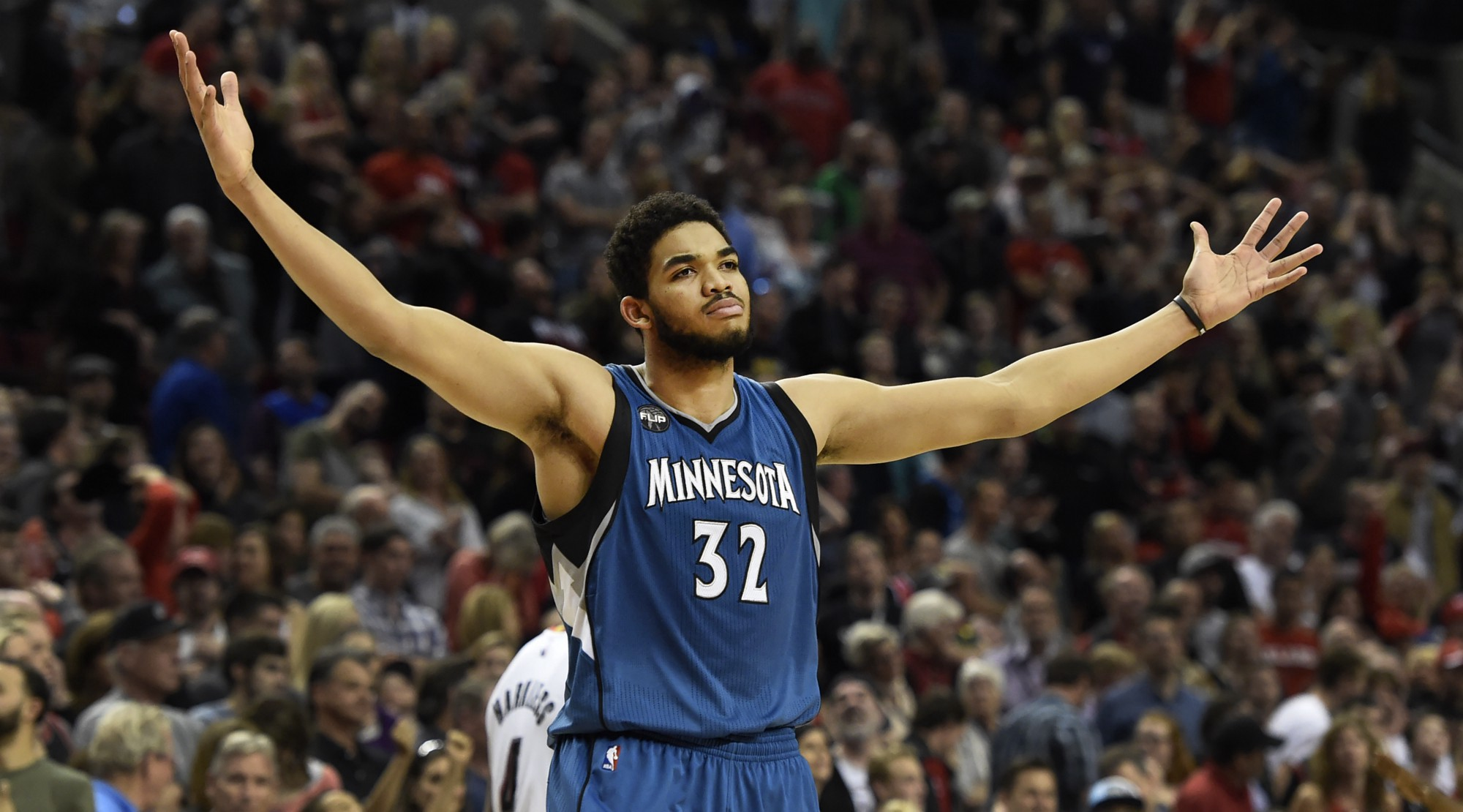 Image result for Karl-Anthony Towns net worth