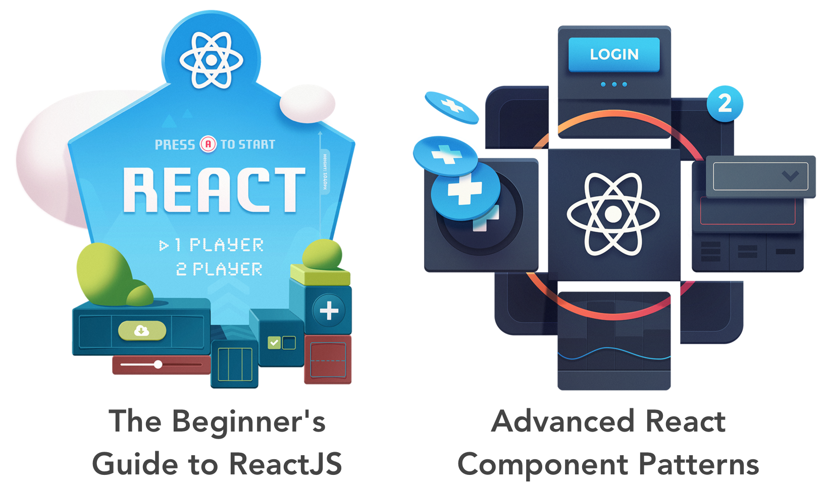 Learn React Fundamentals and Advanced Patterns ⚛️