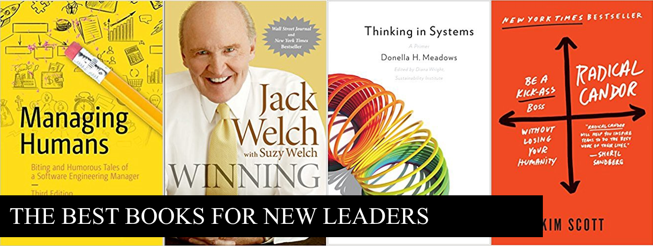 Faq What Books Would You Recommend For New Managers Directors And