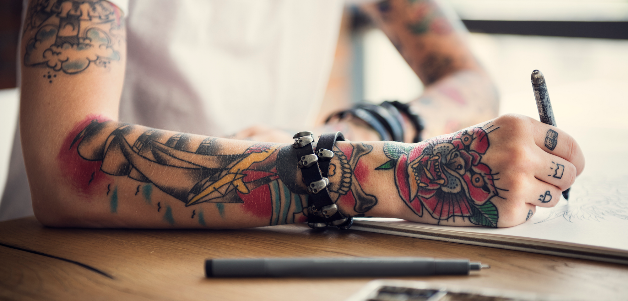 Tato Art Styles: AI And Tattoos: How We Built A Neural Network For Tattoo