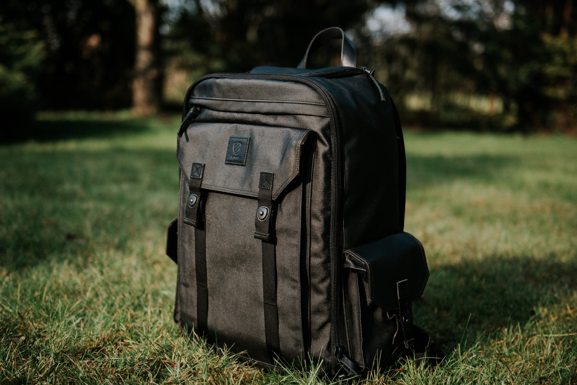 Langly Multipack Camera Bag Front View