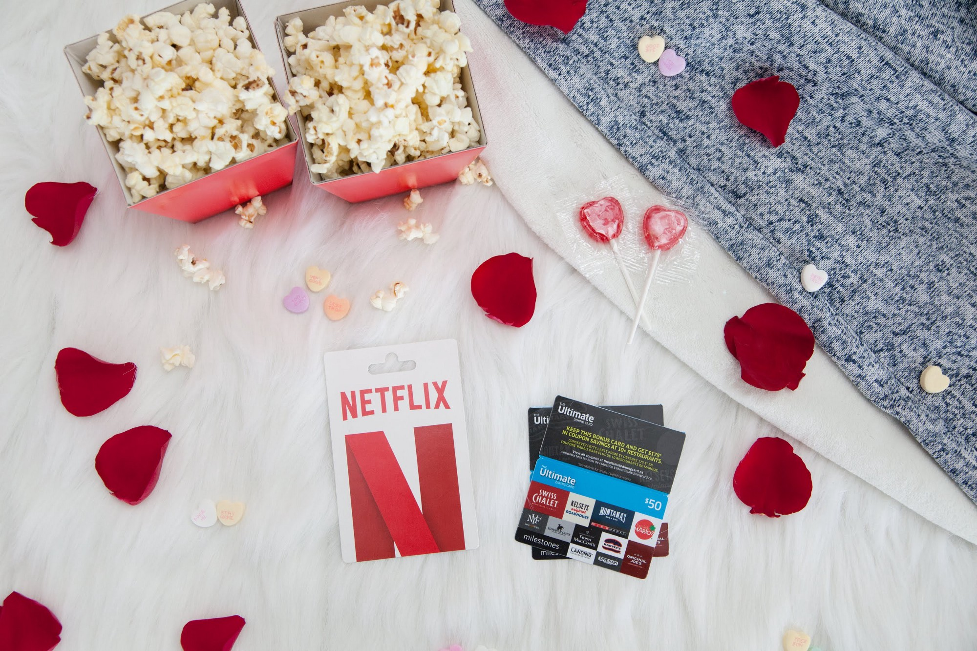 Winner Announcement Completed Netflix And Win Valentine Giveaway