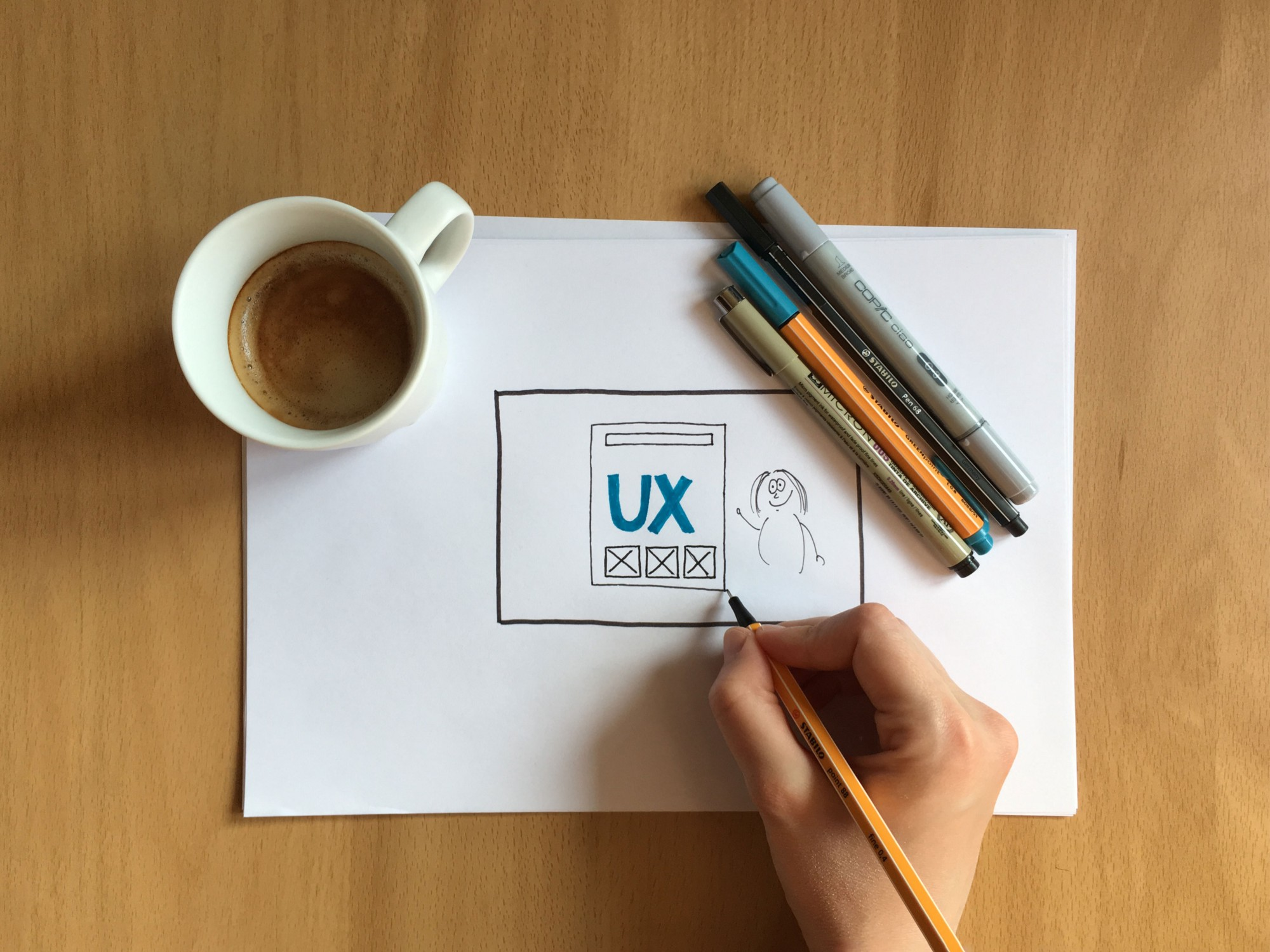 UX Knowledge Base Sketch