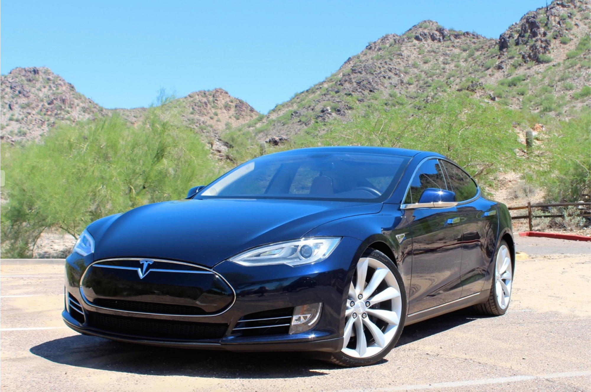 how i used abused my tesla what a tesla looks like after 100 000