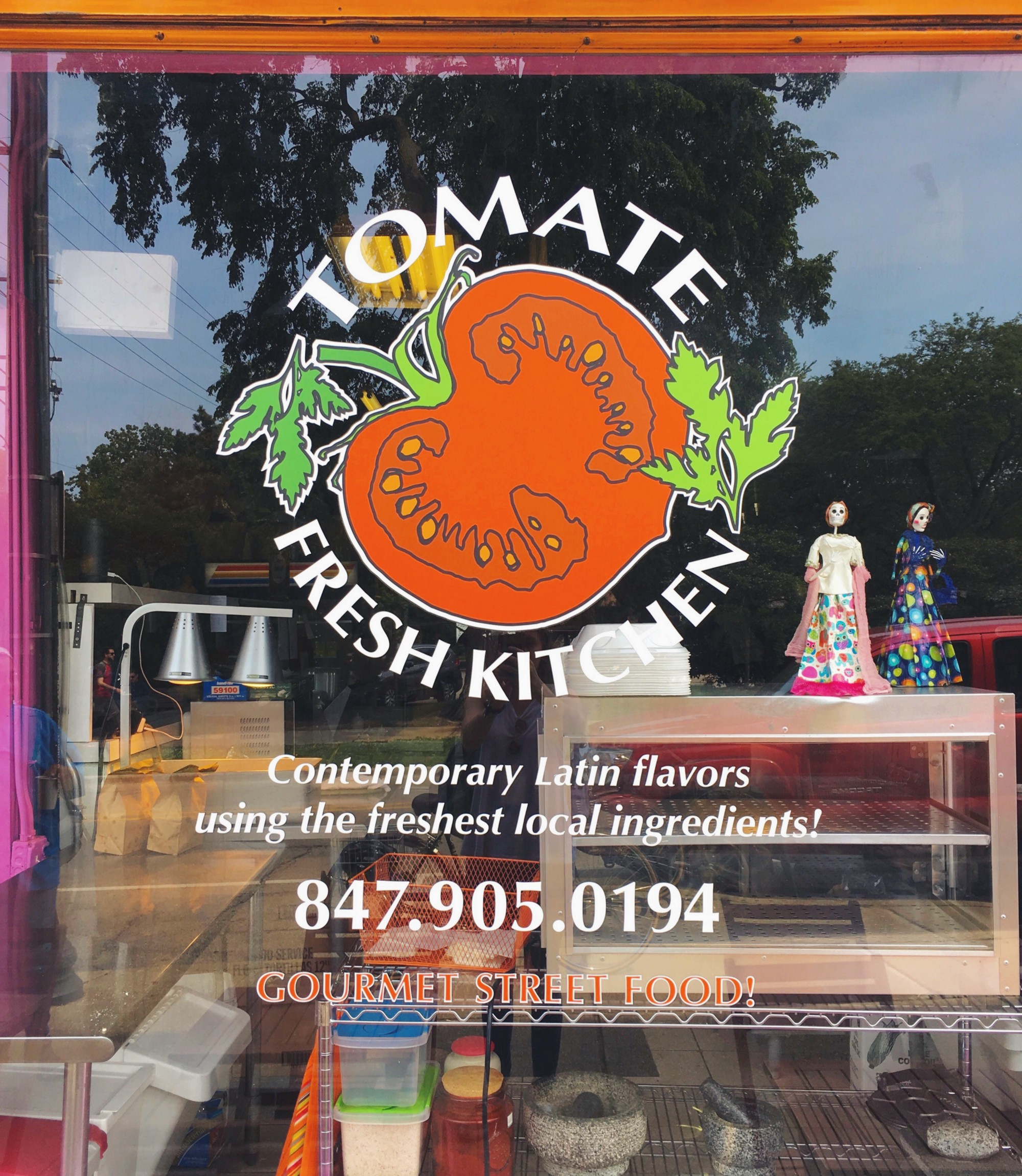 Tomate Fresh Kitchen | Nevertheless She Became Head Chef Bossy Chicago Medium