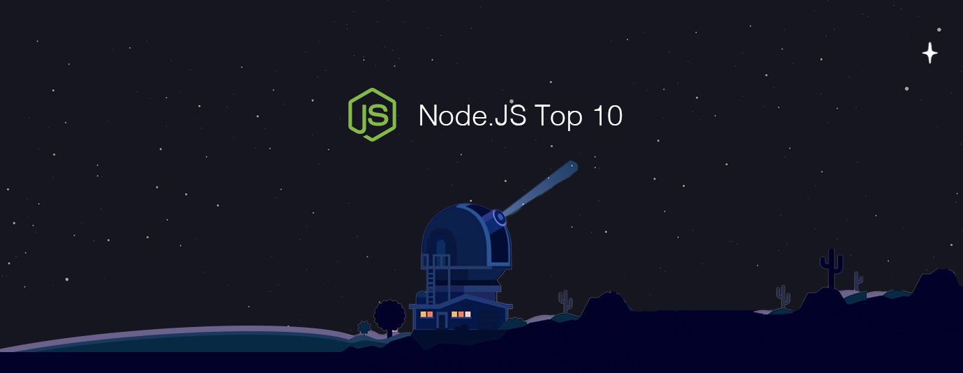 Node.JS Top 10 Articles for the Past Month (v.July 2017)