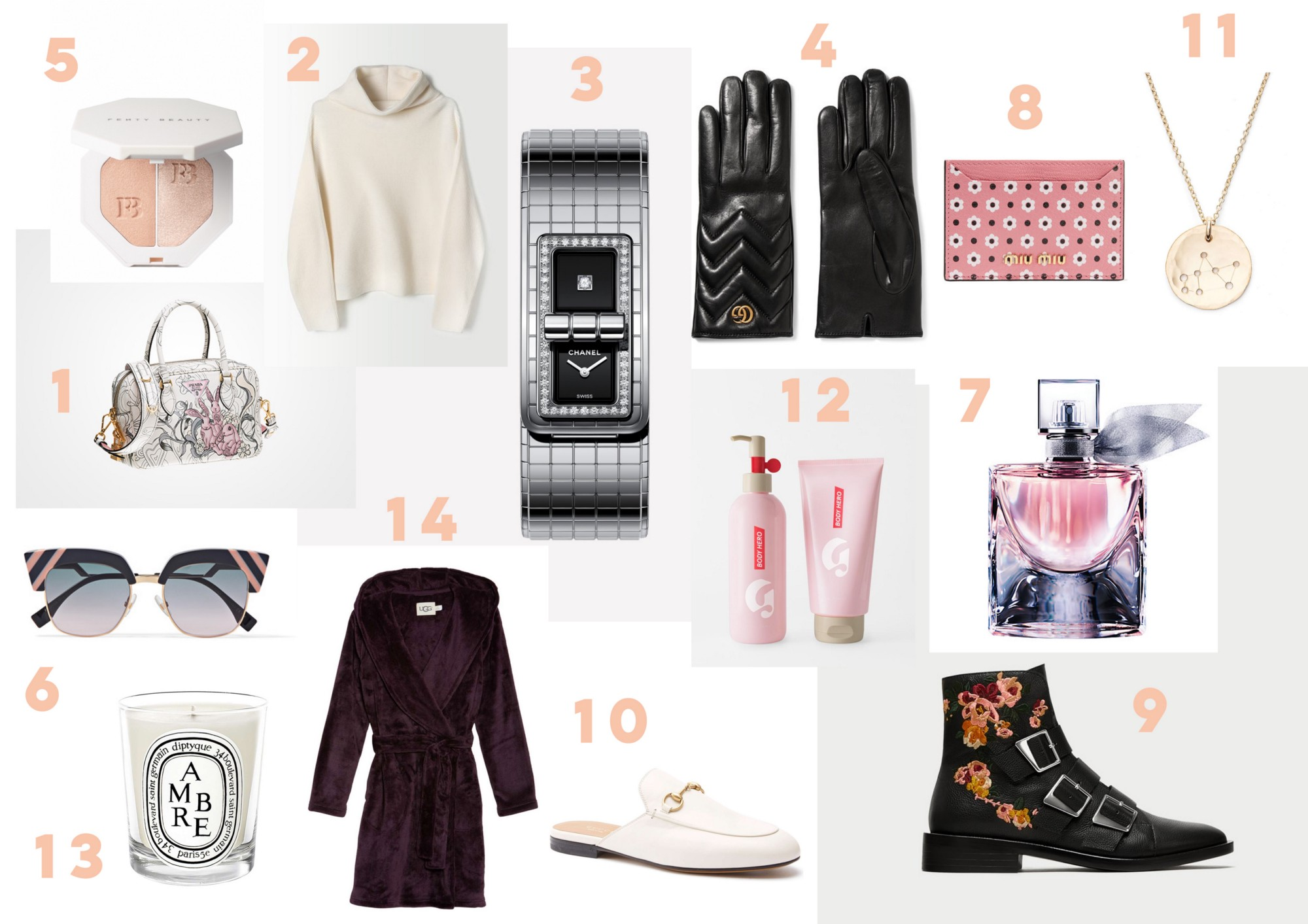 Christmas Gift Guide 2017: For the Stylish Girl! – Perfectly Planned ...