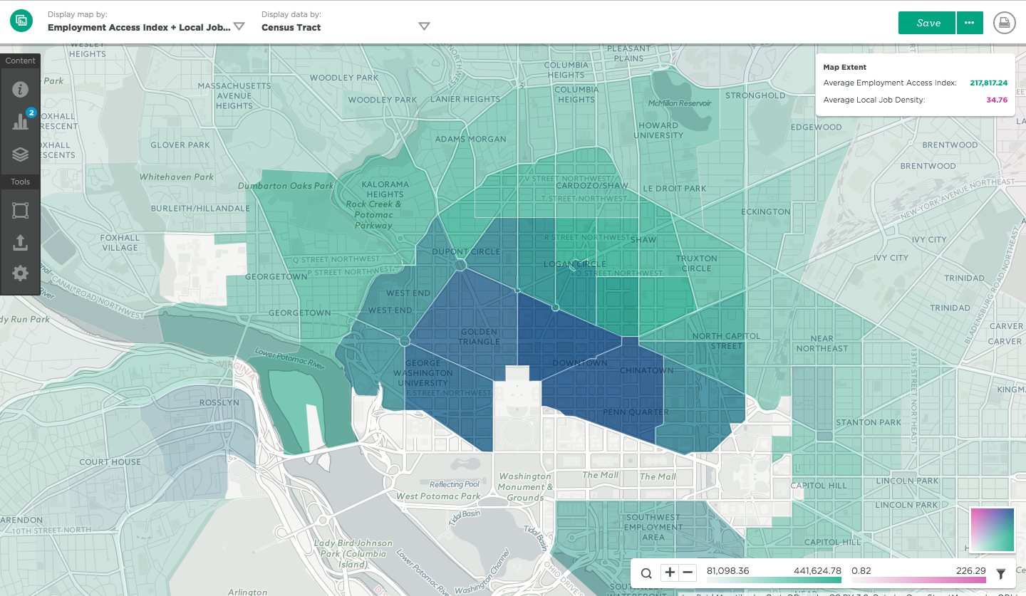 Source Location Affordability Portal Version 2 U S Department Of Housing And Urban Development And The Department Of Transportation U S Census