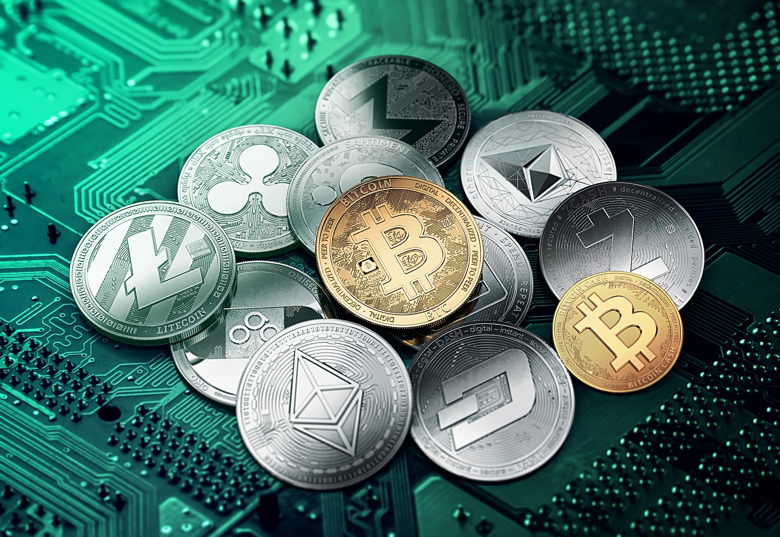 Cryptocurrency ever known the