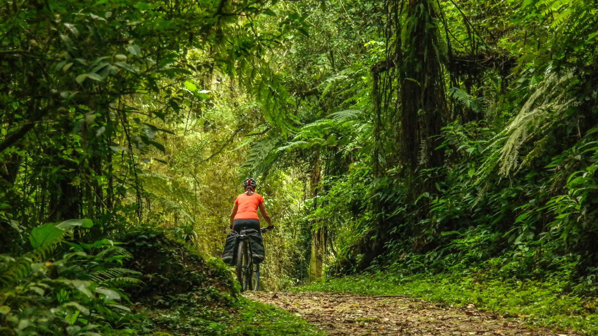 Circuito Touring : Bicycle touring in the south of brazil a quiet journey through