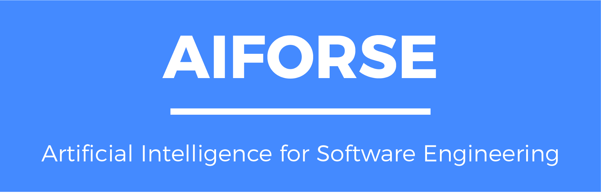 AI for Software Engineering