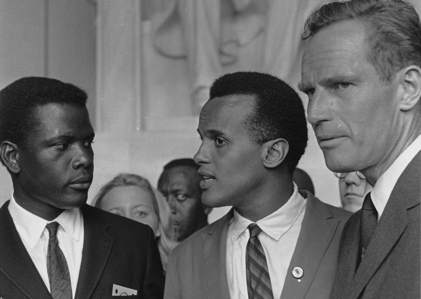 Image result for harry belafonte martin luther king jr