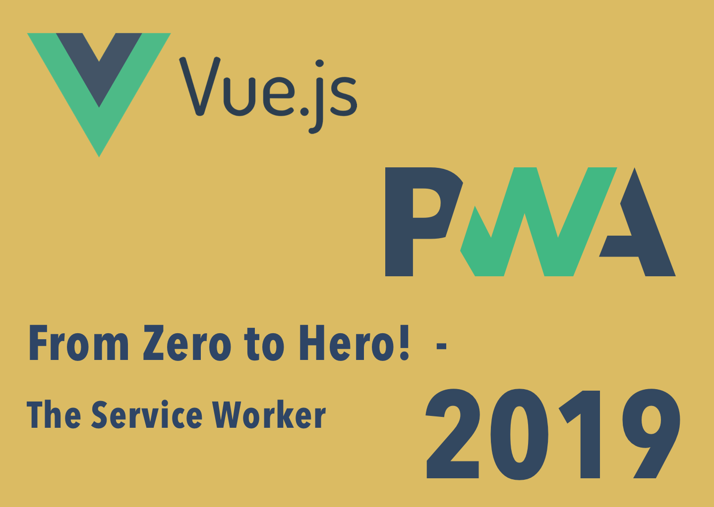 Build a Progressive Web App In VueJs, from Zero to Hero! PART II — The Service Worker