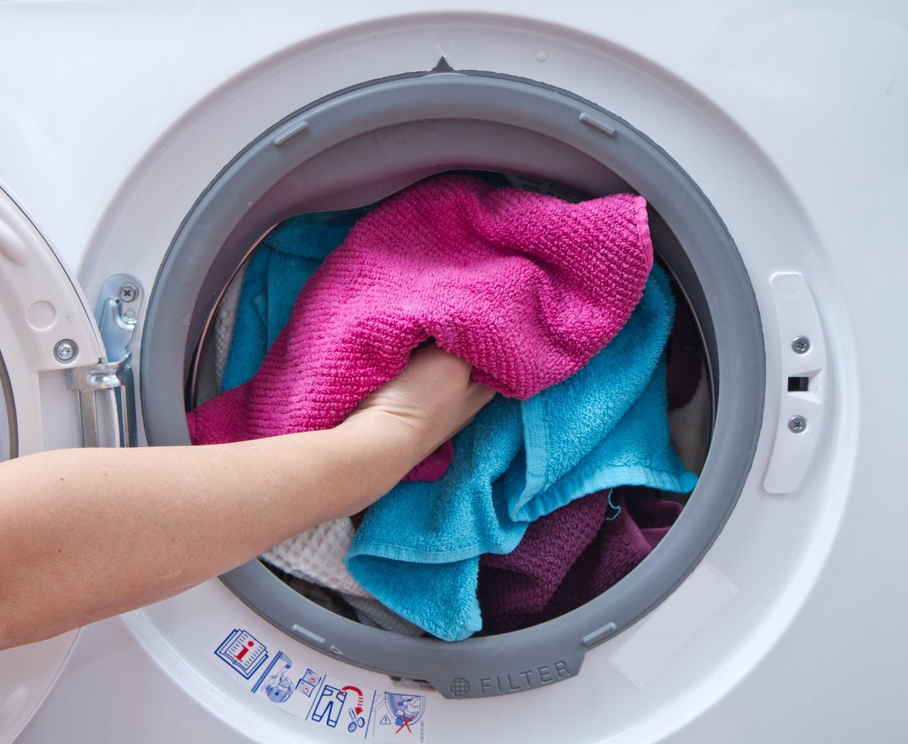 foto How to Do Laundry if Youre Blind or Visually Impaired