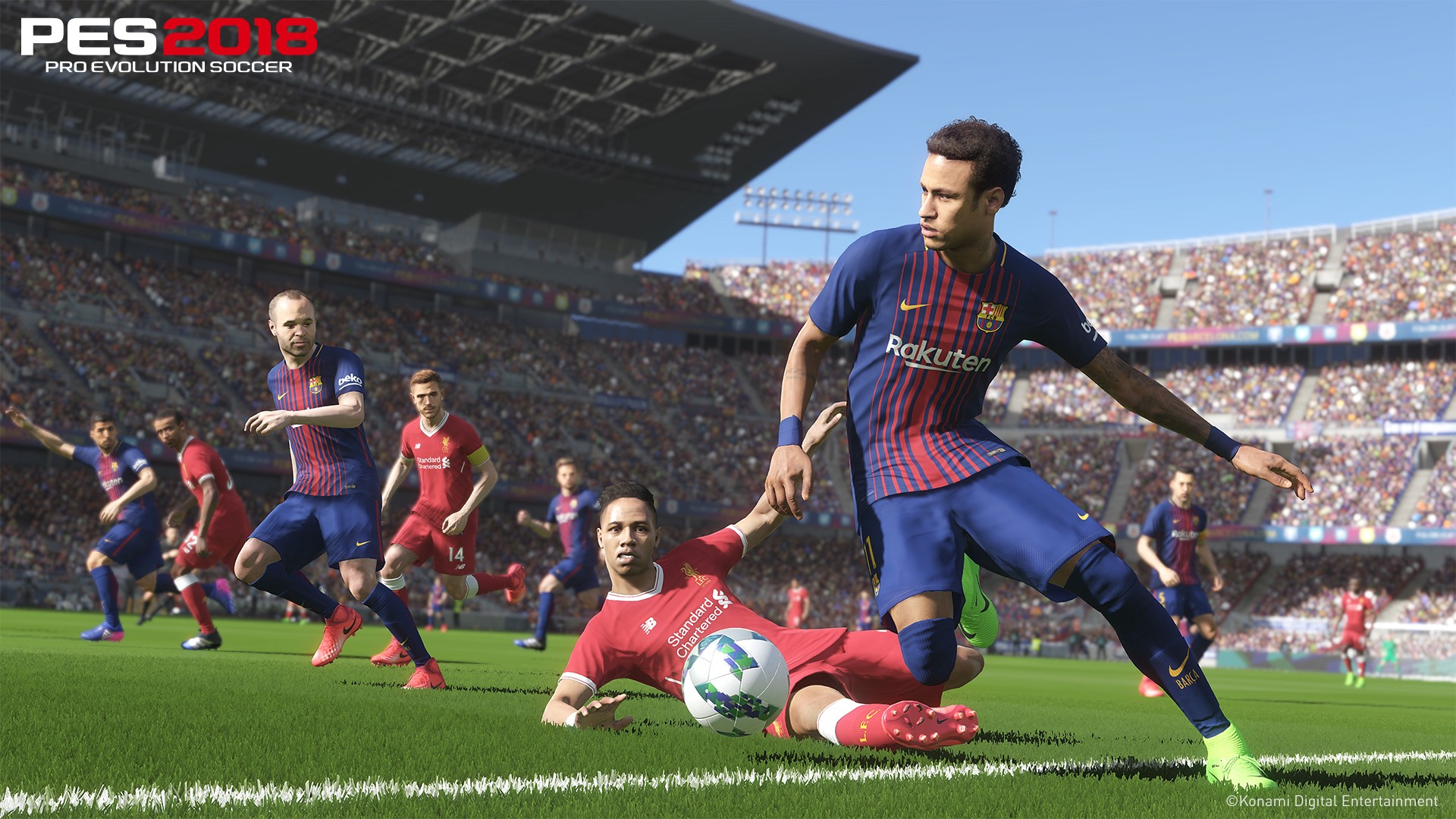 review pro evolution soccer 2018 tasta