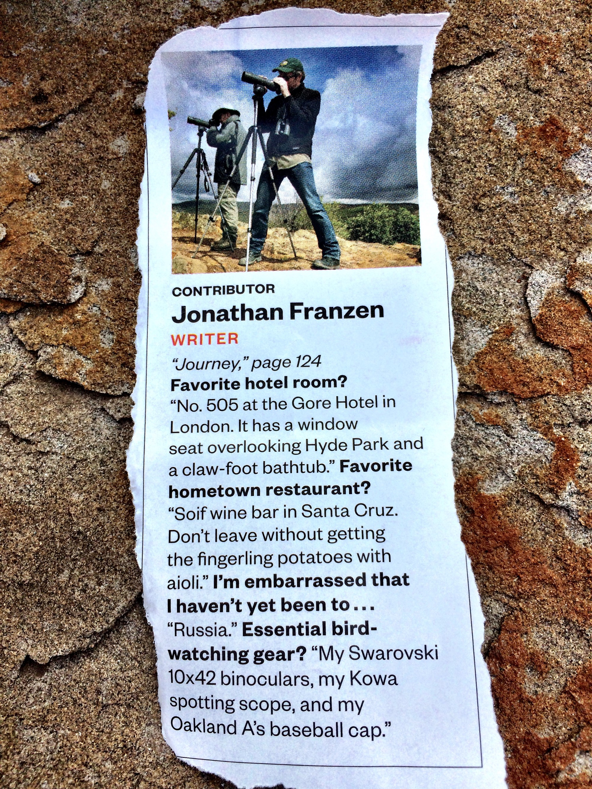"""jonathan franzen harpers essay 1996 I have never read a jonathan franzen novel and i never will  reprinted here  for the first time is franzen's controversial 1996 investigation of the fate of the  american novel in what became known as """"the harper's essay,"""" as."""