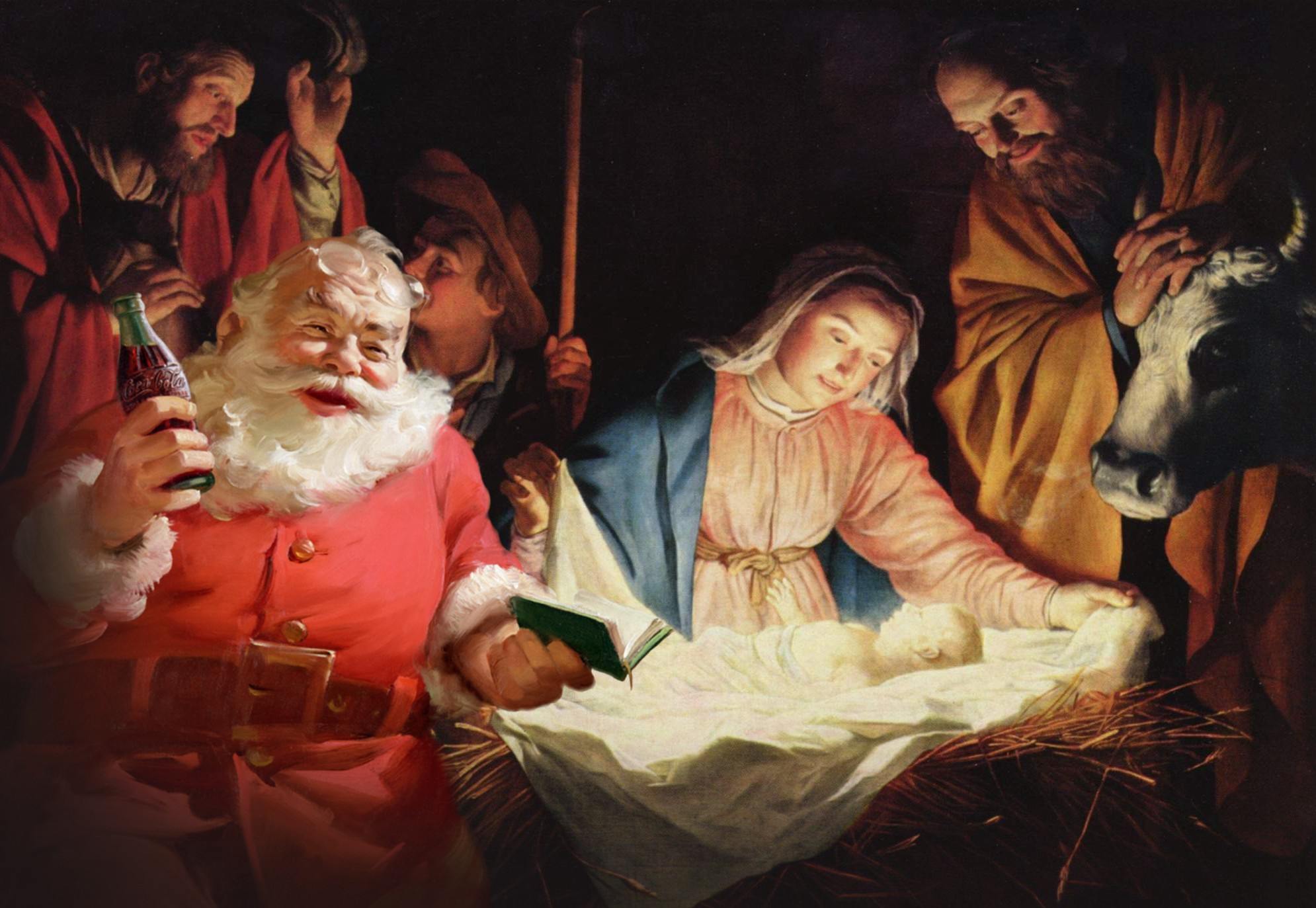 Santa Is Clearly Better Than Jesus – Bullshit.IST